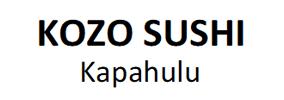 Kozo Kapahulu